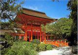 上賀茂神社の襖絵制作