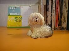 Classic - English sheep dog mama