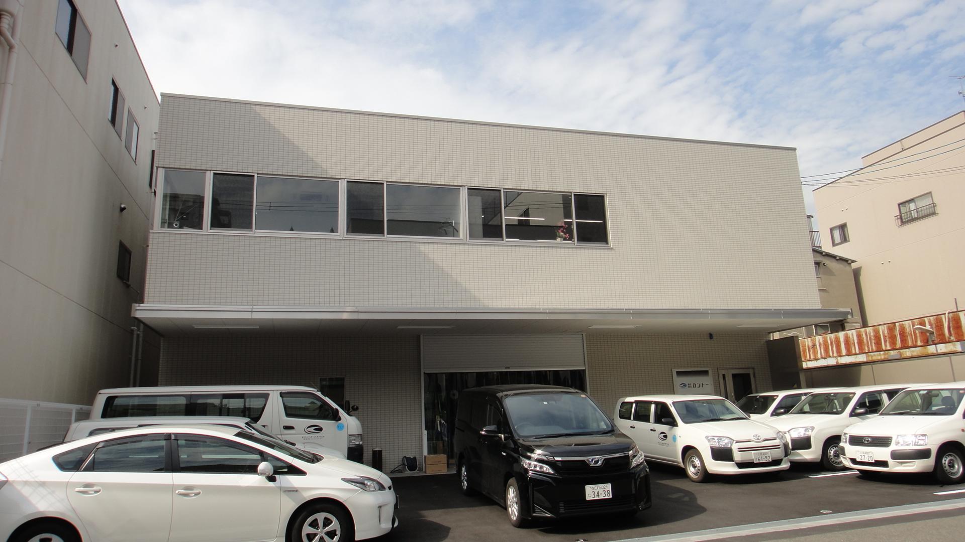 日本サブリースへの賃貸マルチオフィス