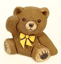 Classic - Teddy bear baby