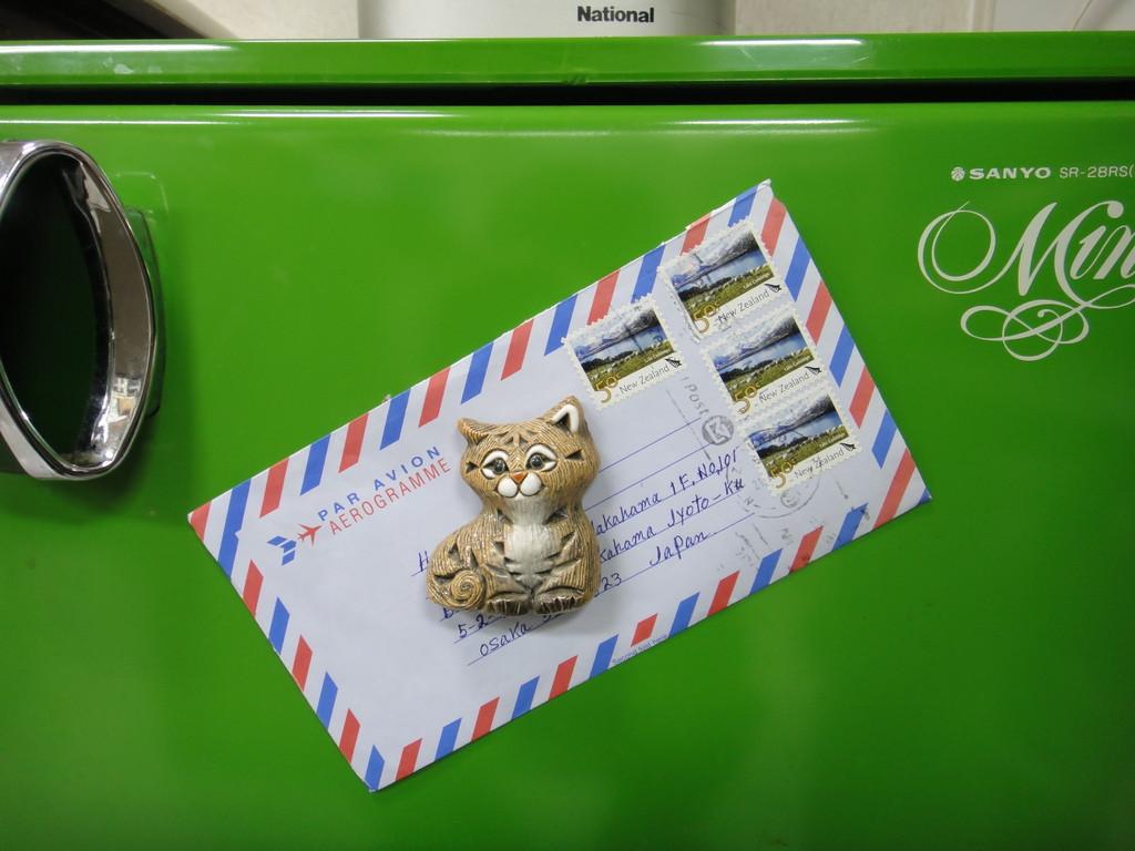 Magnet - Tabby cat