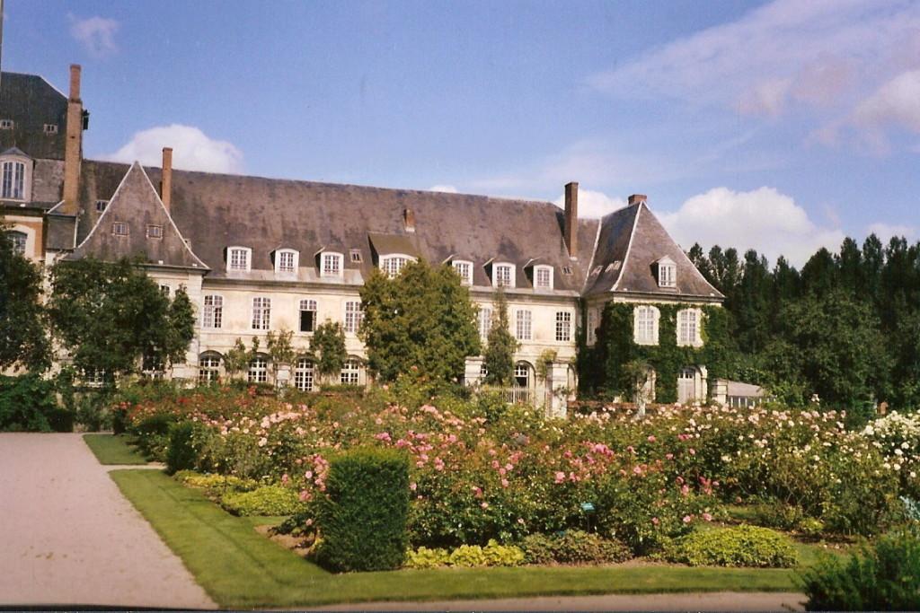 les jardins et l'abbaye de valloires