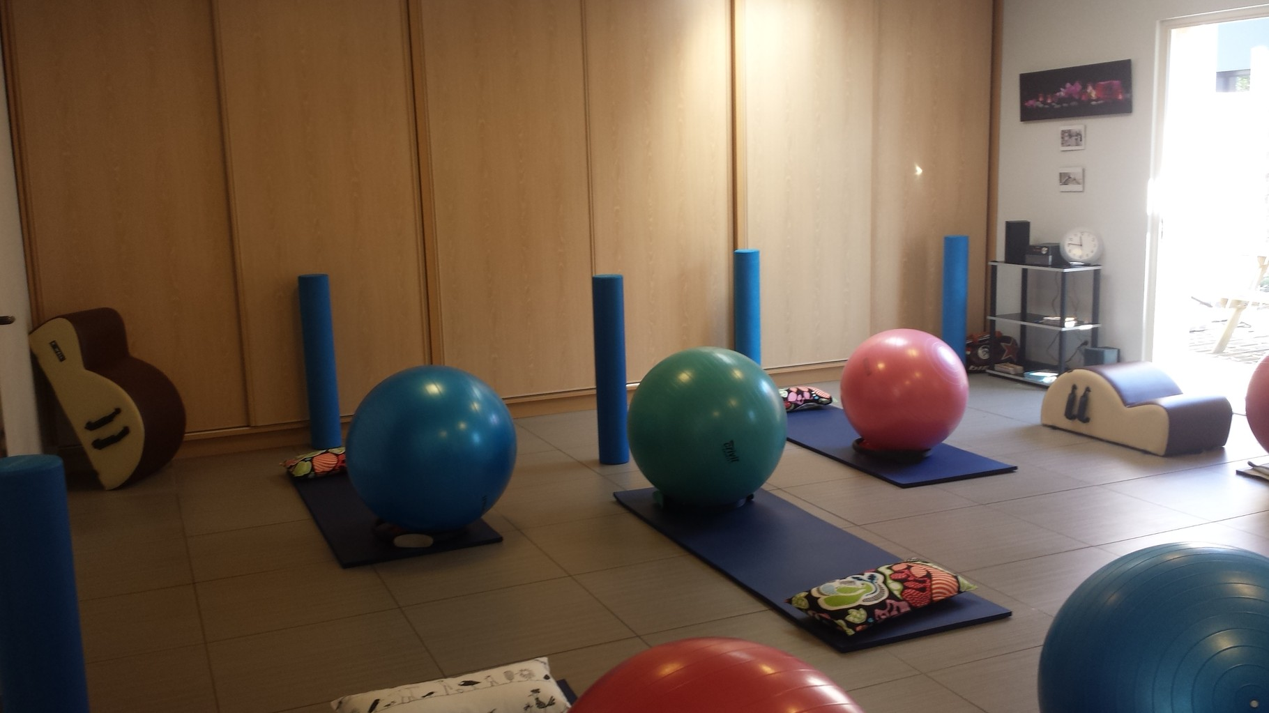 Cours collectifs-Coaching individuel-Centre Pilates Granges Galand St Avertin