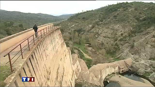 Après la rupture du barrage