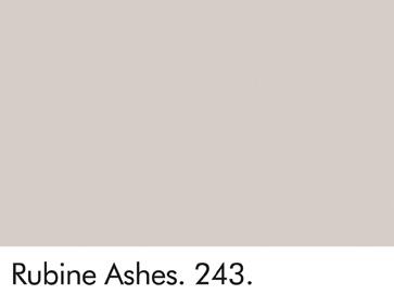 Rubine Ashes 243.