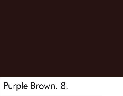 Purple Brown 8.