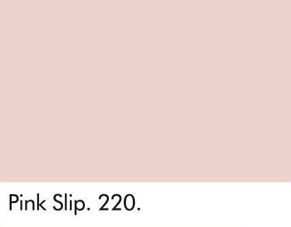Pink Slip 220.
