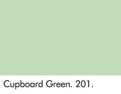 Cupboard Green 201.