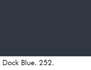 Dock Blue 252.