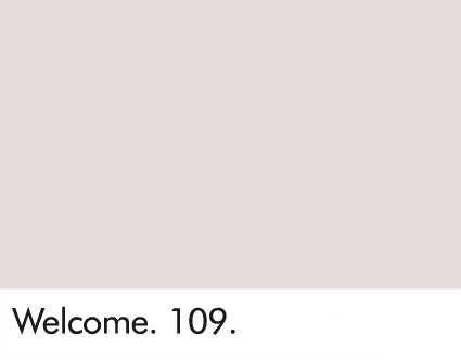 Welcome 109.
