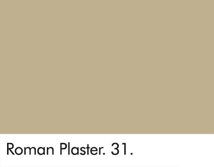 Roman Plaster 31.