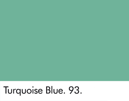 Turquoise Blue 93.
