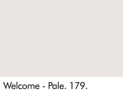 Welcome - Pale 179.