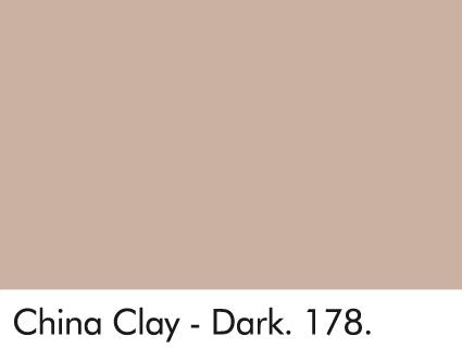 China Clay - Dark 178.