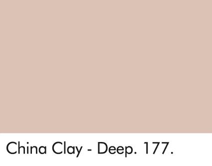 China Clay - Deep 177.
