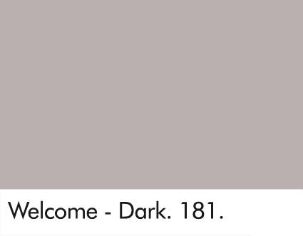 Welcome - Dark 181.
