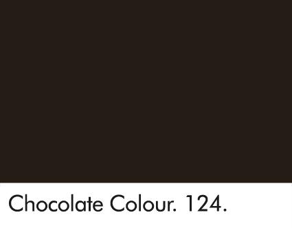 Chocolate Colour 124.