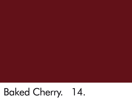 Baked Cherry 14.