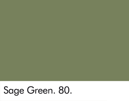 Sage Green 80.