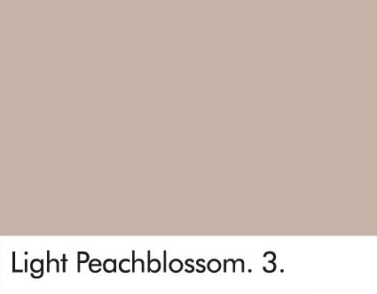 Light Peachblossom 3.