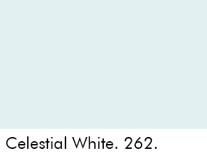 Celestial White 262.