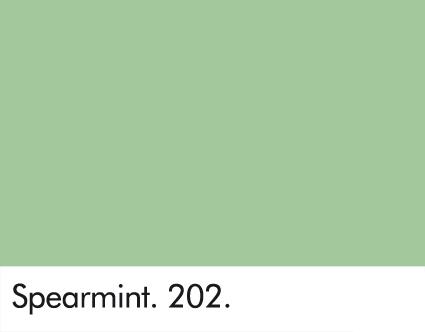 Spearmint 202.