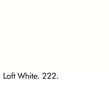 Loft White 222.