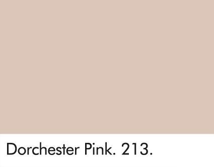 Dorchester Pink 213.