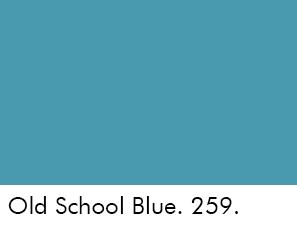 Old School Blue 259.