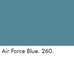 Air Force Blue 260.