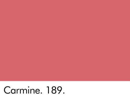 Carmine 189.