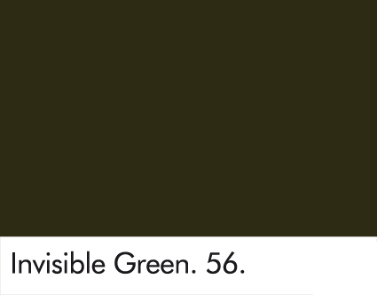 Invisible Green 56.