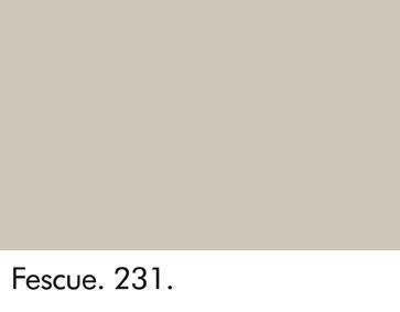Fescue 231.