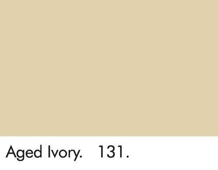 Aged Ivory 131.