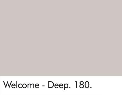 Welcome - Deep 180.