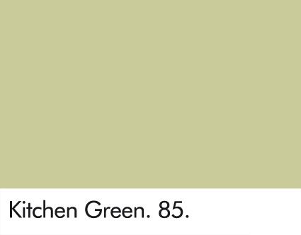 Kitchen Green 85.