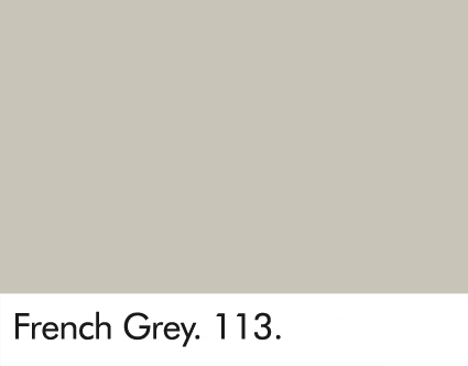 French Grey 113.