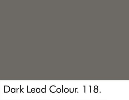 Dark Lead Colour 118.