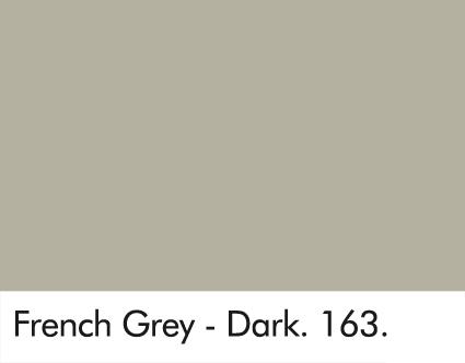 Frech Grey - Dark 163.