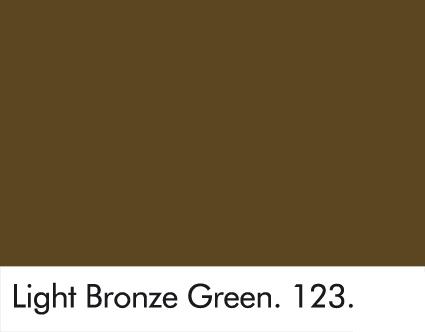Light Bronze Green 123.