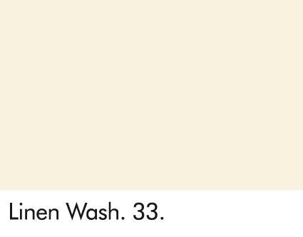 Linen Wash 33.