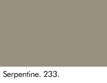 Serpentine 233.