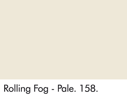 Rolling Fog - Pale 158.
