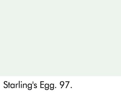 Starlings Egg 97.