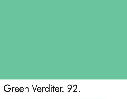 Green Verditer 92.