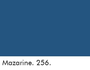 Mazarine 256.
