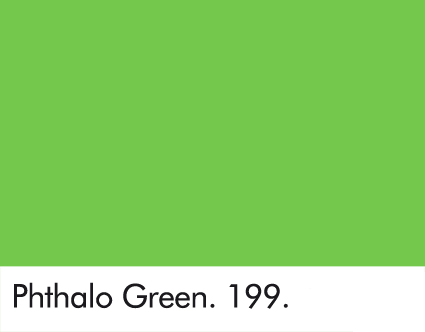 Phthalo Green 199.