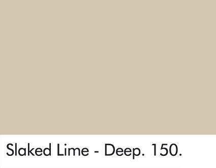 Slaked Lime - Deep 150.