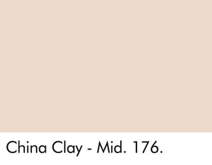 China Clay - Mid 176.