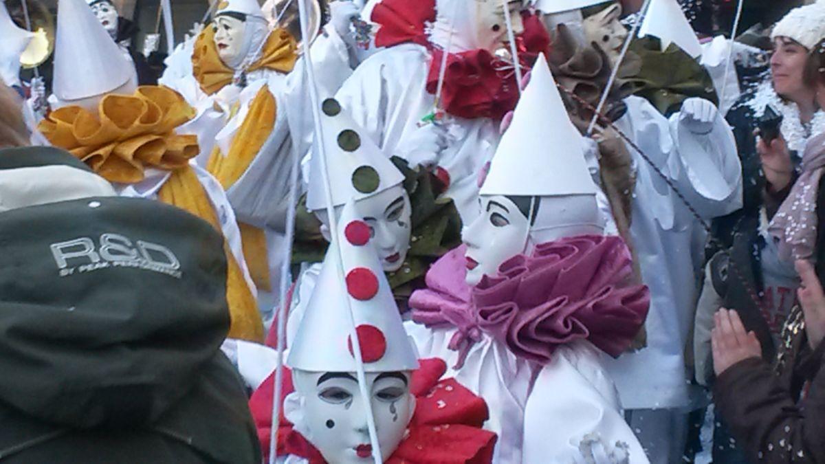 séjour en Occitanie, durant le carnaval de Limoux